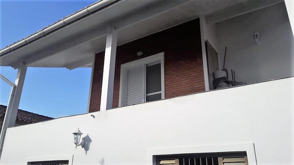 Sobrado com 3 dormitórios à venda, 177 m² por R$ 450.000,00 - Parque Balneário Oásis - Peruíbe/SP