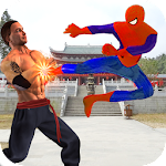 Superhero Fighting - Street Combat Warrior Icon