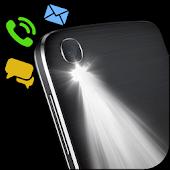Flash on Call and SMS APK for Lenovo