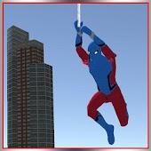 Strange Hero Spider Boy Nach Hause Story