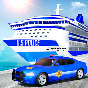 US Police Cargo Transporter 2019 For PC / Windows 7/8/10 / Mac – Free Download