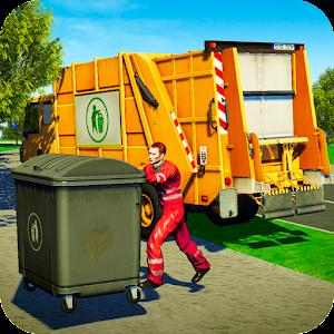 Garbage Truck - City Trash Cleaning Simulator Online PC (Windows / MAC)