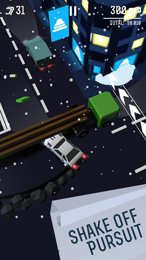 Drifty Chase Screenshot 2
