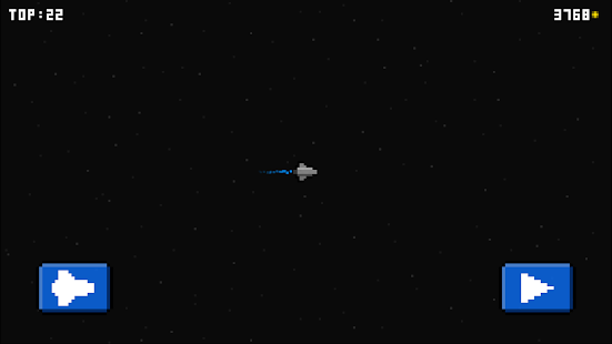 Asteroid Chase - screenshot