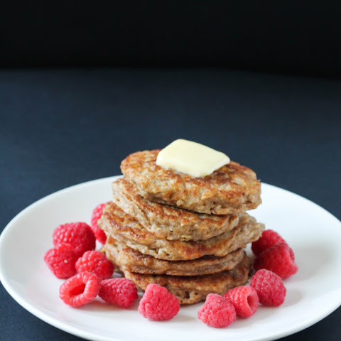 Best Ever Oatmeal Buttermilk Pancakes