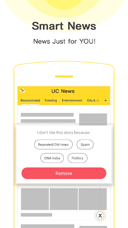 UC News - Trending News 1.3.9.883 screenshot 614992