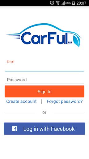 Carful - screenshot