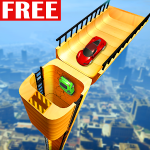 Mega Ramp Stunts GT For PC (Windows & MAC)