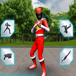 Game Power Rangers Dino Free Tips For PC