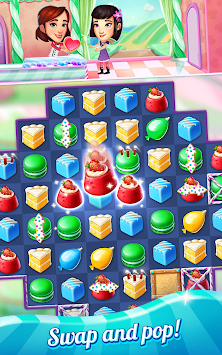 Crazy Cake Swap APK screenshot thumbnail 11