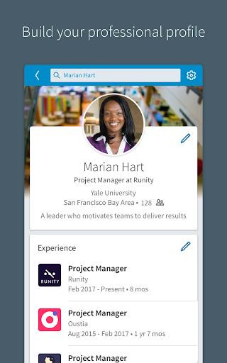 LinkedIn screenshot 9