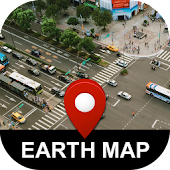 Live Street View - Global Satellite Earth Live Map icon