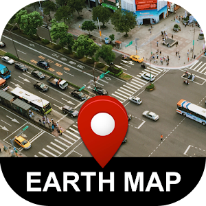 Live Street View - Global Satellite Earth Live Map the best app – Try on PC Now