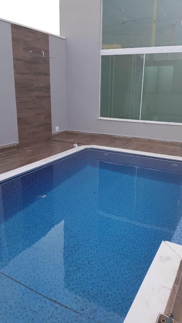 Casa com 3 dormitórios à venda, 110 m² por R$ 680.000 - Jardim Cândido Bertini - Santa Bárbara D'Oeste/SP