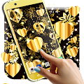 Golden shine live wallpaper APK baixar