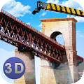 Download Bridge Construction Crane Sim APK on PC