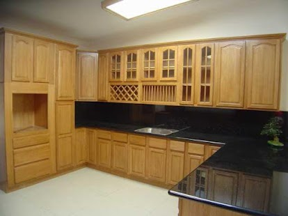 Kitchen Cabinets Design Ideas - screenshot