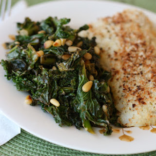 Pine Nuts Kale Recipes