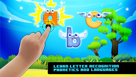 Learn to Read : Alphabet Hunt - screenshot