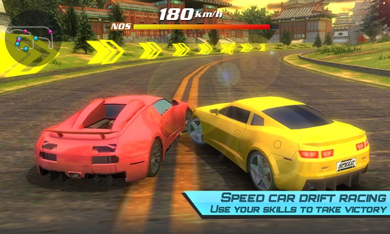 Drift car city traffic racer Screenshot 9