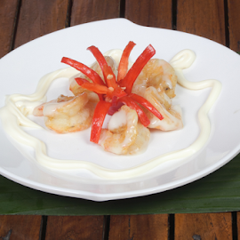Shrimp by Ronny W Tanjung - Food & Drink Plated Food