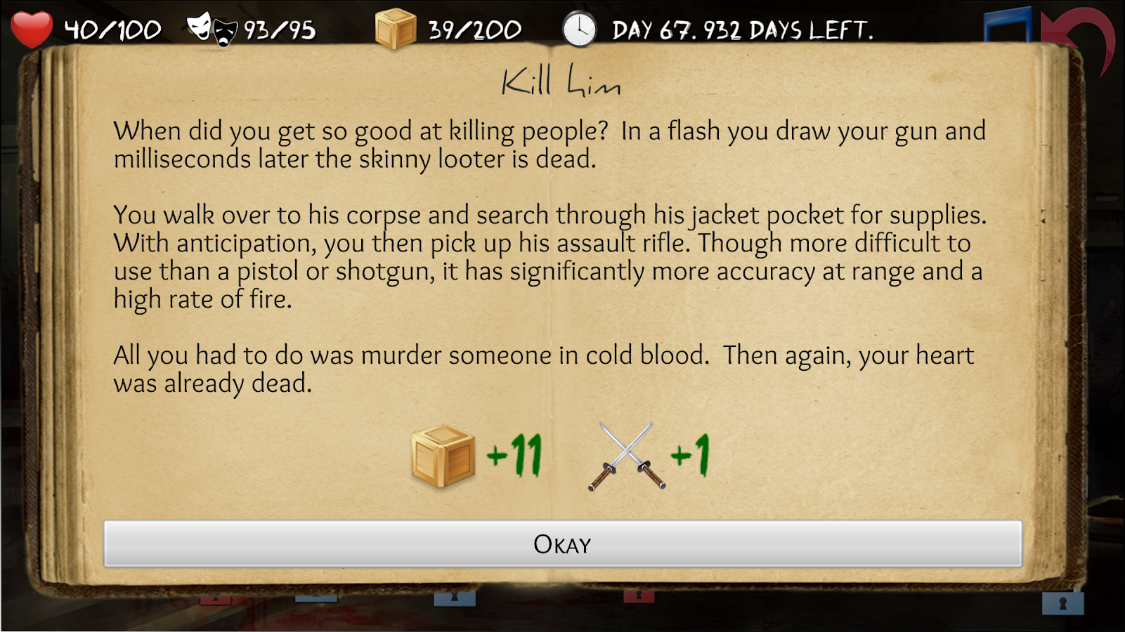 Overlive: Zombie Survival RPG Screenshot 5