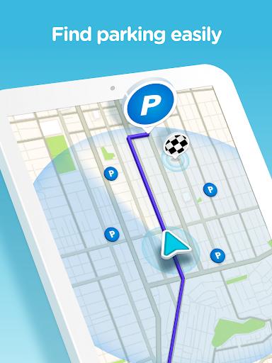 Waze - GPS, Maps, Traffic Alerts & Live Navigation screenshot 9