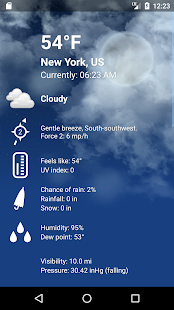 Weather XL PRO APK Descargar
