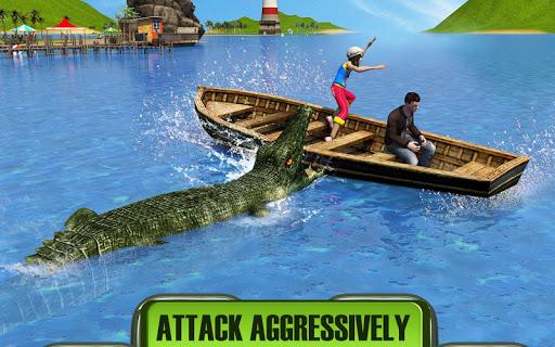 Crocodile Attack 2016 screenshot 8