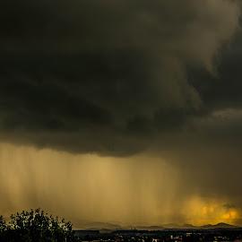 rain by Dalibor Žekš - Landscapes Weather