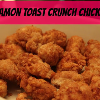 Cinnamon Toast Crunch Chicken
