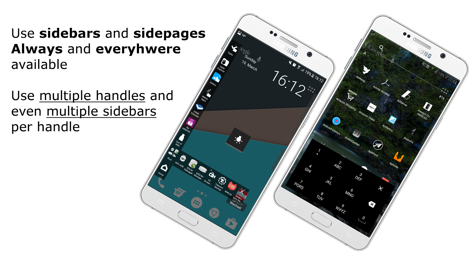 Everywhere Launcher Screenshot