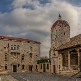 Trogir by Bojan Bilas - City,  Street & Park  Vistas