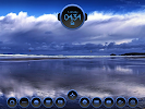 X Blue Dark - Icon Pack: miniatura da captura de tela