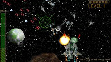 Screenshot of StarKids : Star Wars Arcade