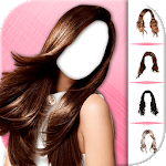 Girls Hairstyles Photo Montage 3.0 Apk