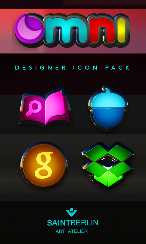 Omni Icon Pack Screenshot 0