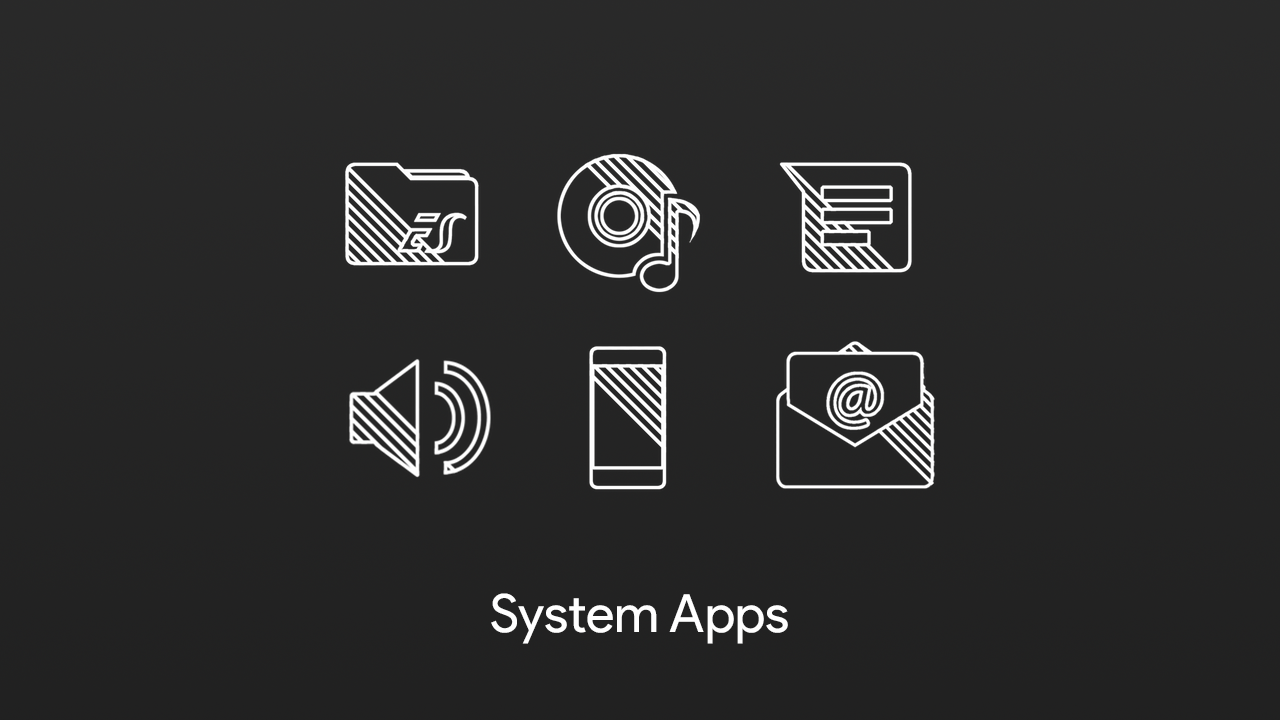Blueprint Icon Pack (Beta) Screenshot 8
