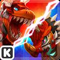 Dinowar:Tyranno VS Triceratops APK for Lenovo