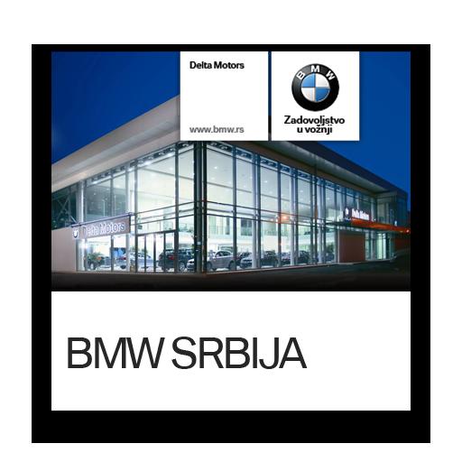 Android aplikacija BMW Srbija