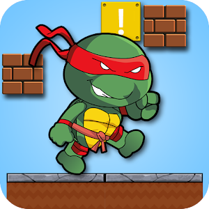 Hack Turtle vs. Zombies game