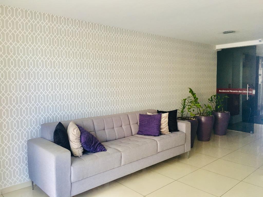 Apartamento com 2 dormitórios à venda, 60 m² por R$ 279.900 - Bairro dos Estados - João Pessoa/PB