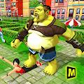 Ultimate Monster Hero Rampage APK for Bluestacks