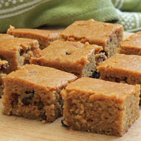 Cinnamon Spice Pumpkin Bars
