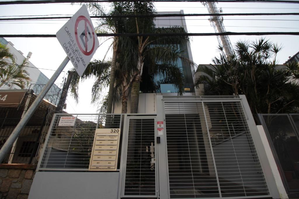 Sala Comercial para locação, Menino Deus, Porto Alegre - SA0006.