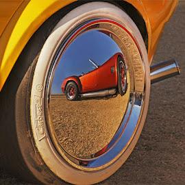 cobra reflexion by Leon Pelser - Transportation Automobiles ( no flash, f 10, iso 200, tripod, 1/80,  )