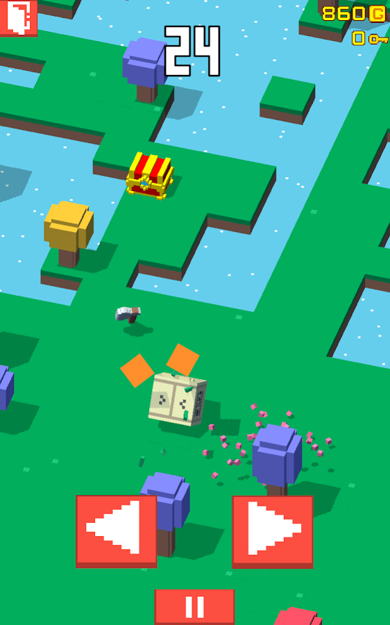 Cute Runner - Keep Rolling! (Unreleased) Screenshot 4