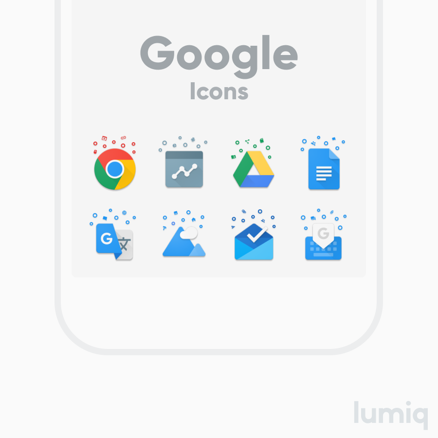 Cosmicons - Icon Pack (Unreleased) Screenshot 1