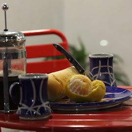 by Julius Wiggins - Food & Drink Plated Food