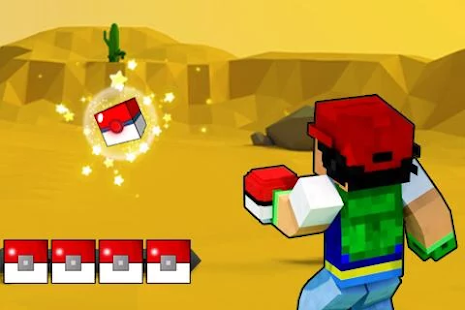 Free Ball of Pixelmon Craft APK for Windows 8